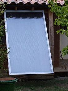 chauffage eau solaire