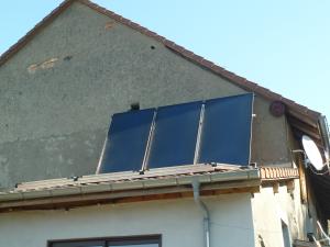 chauffage solaire habitation prix