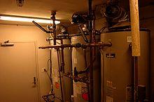 raccordement gaz propane