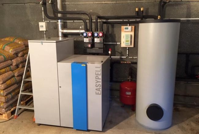 prix installation chaudière gaz condensation